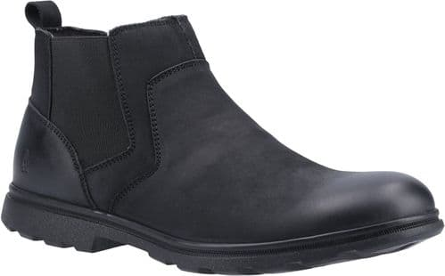 Hush Puppies Tyrone Mens Boots Black